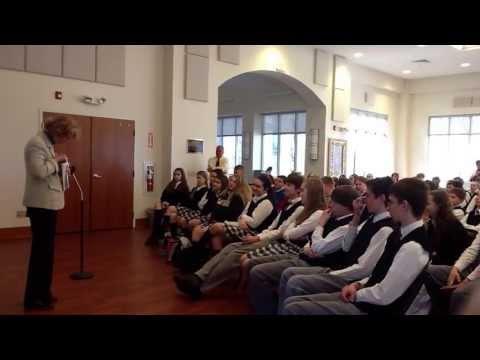 Saint Aloysius awarded 3 Neumann Scholars