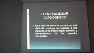 De pulmonar agudo cuidados para plan edema