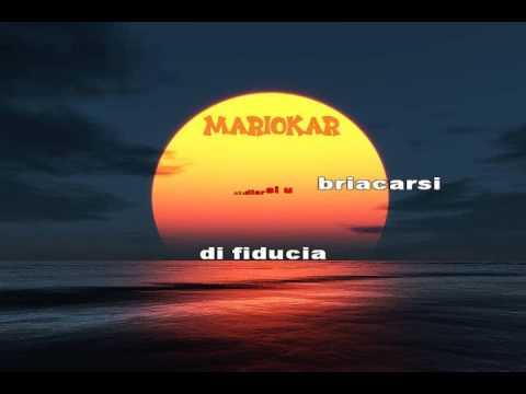 Lucio Battisti   Aver Paura D'Innamorarsi Troppo karaoke