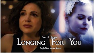 Emma & Regina | Longing for you (I Don't Wanna Live Forever)| Swan Queen Fanfiction