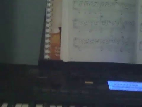 Moonlight Sonata on Organ with deleted scenes