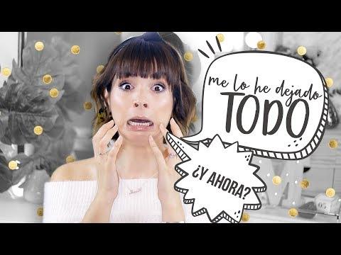 KIT DE EMERGENCIA LOW COST | Me dejé todo mi maquillaje en casa ¿qué compré?