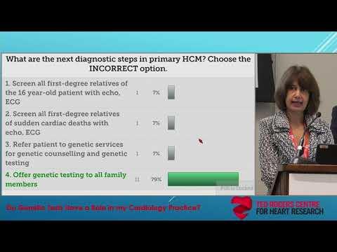 Genetic testing in cardiovascular disease