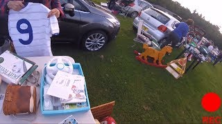 LIVE Car Boot Hunt Episode 17. PS1, PS2, PS3, DS Games