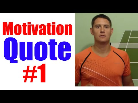 Motivation For Your Tennis | Quote #1