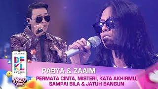 DFKL 2019 Pasya Zaaim Permata Cinta Misteri Kata Akhirmu Sai Bila Jatuh Bangun MP3