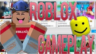 ROBLOX GAMEPLAY! (PT 1) *FUNNY AF!* 😂💯