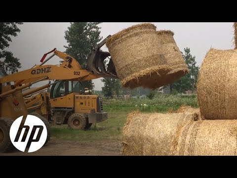 HP Green Logistics | Sustainable Impact | HP