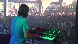 "Catskill Chill 2013 - Particle - ""Triple Threat"" (HD)"