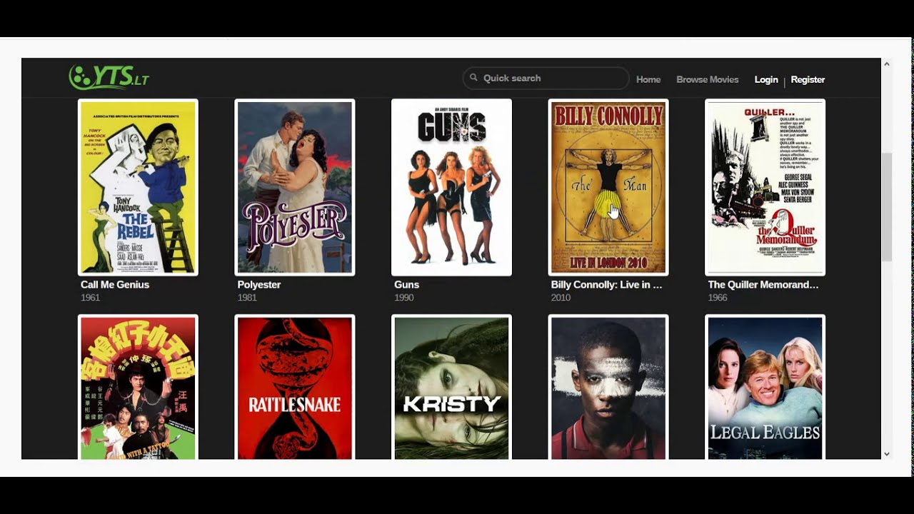 Top 7 Best Torrent Websites Where You Can Download Free Movies