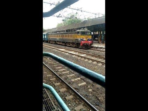 11024 Sahyadri Express arriving Karjat Jn with KYN WCAM2P 21879