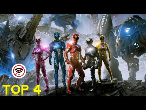 POWER RANGERS TOP 4 ANDROID GAME -OFFLINE MULTIPLAYER-IOS AND ANDROID-WB
