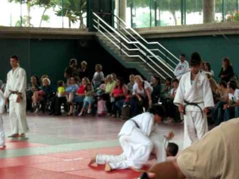 Judo Las Rehoyas Kilian Vs Moises