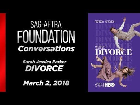 Conversations with Sarah Jessica Parker of DIVORCE