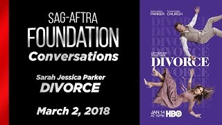Conversations with Sarah Jessica Parker of DIVORCE