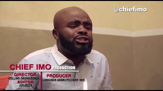 Chief Imo Comedy || coronavirus cure found somewhere || as man ironically die as the result