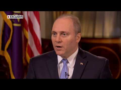 PREVIEW: Steve Scalise Talks About Las Vegas Attack, His Return to Capitol Hill