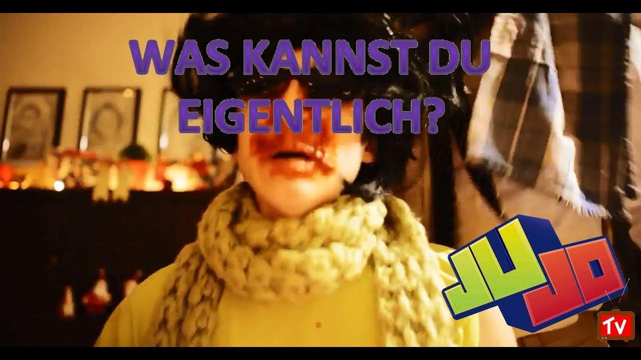WAS KANNST DU EIGENTLICH? - YouTube