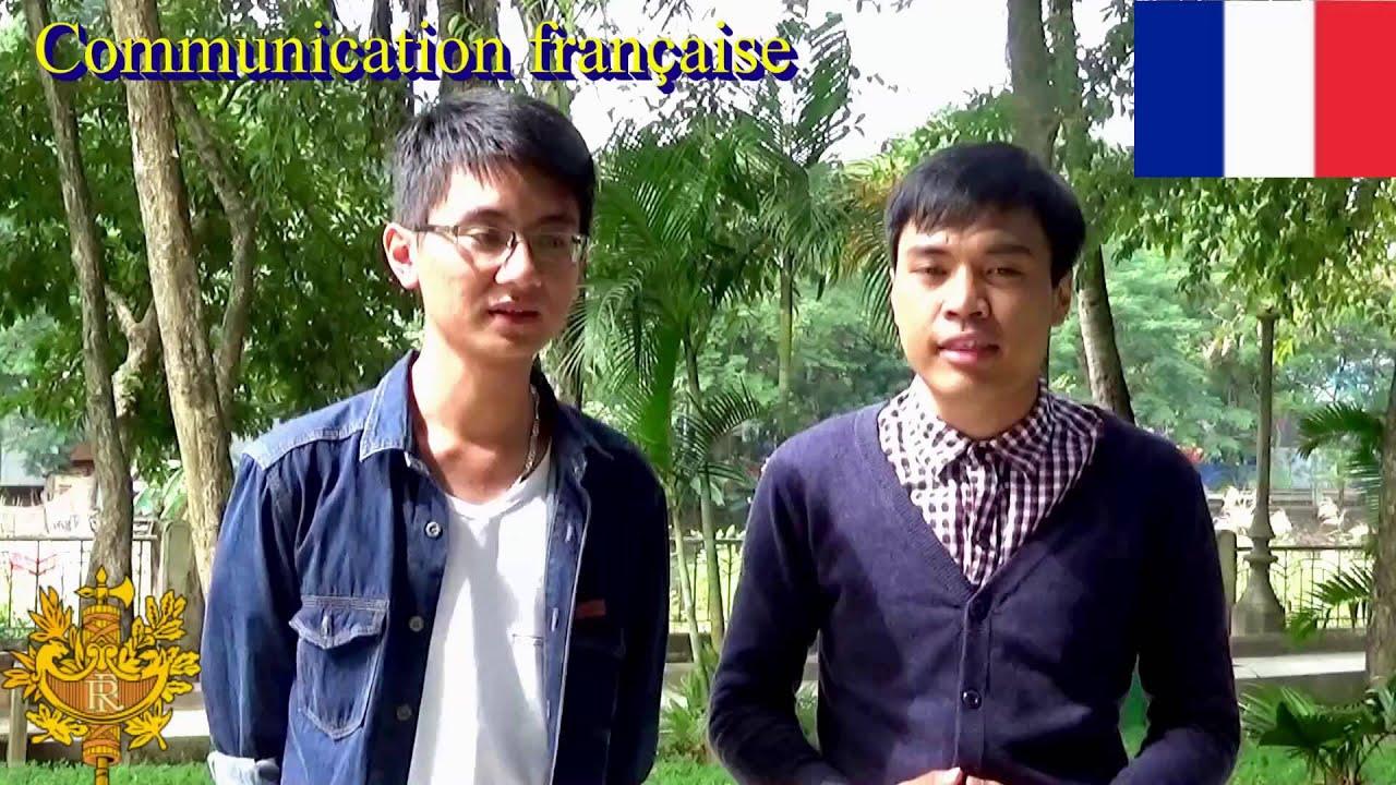 [Communication française] - Giao tiếp tiếng Pháp cơ bản - Minh Tân ft Minh Tuấn