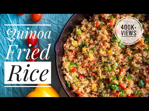 Quinoa Fried