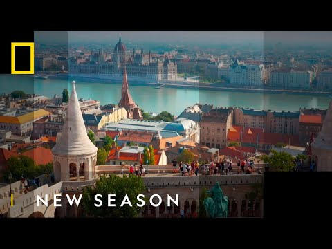Europe From Above Season 2 | Official Trailer | National Geographic UK