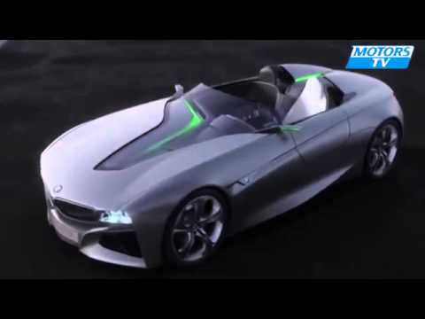 Bmw Vision Connecteddrive Concept Car 2011 Youtube