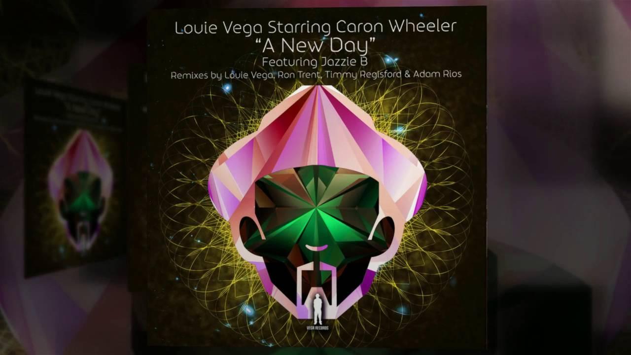 """LOUIE VEGA STARRING CARON WHEELER """"A NEW DAY"""""""