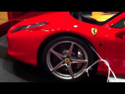 BBR Models Ferrari 458 Italia Diecast Car - Ferrari Diecast Cars from BBR