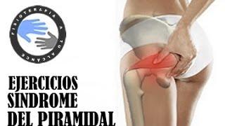 Repeat youtube video Síndrome del piramidal o piriforme, ejercicios para la ciatica