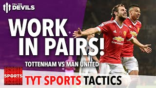 Tottenham Hotspur vs Manchester United | TYT Sports Let's Talk Tactics!