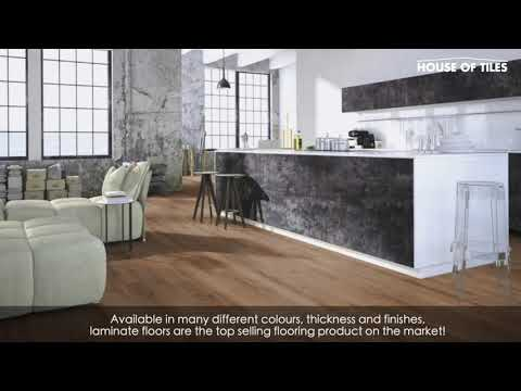 Laminate Flooring – Simple to Install, Robust and Easy to Clean