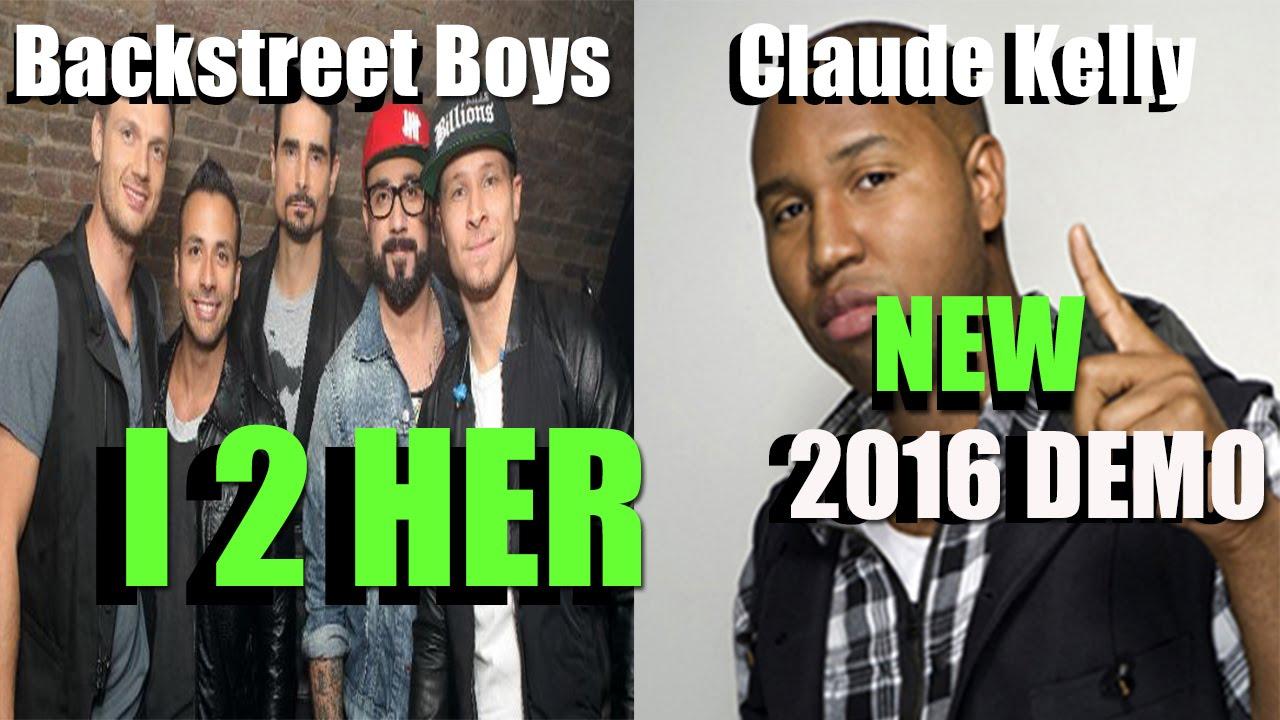 Download Backstreet Boys / Claude Kelly / Sam Hook / Jackie Boyz Type Track - I 2 HER [NEW 2016]