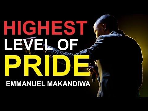 Highest Level Of PrideProphet Makandiwa (Full Sermon)