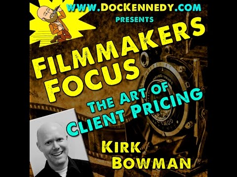 Episode 05: The Art of Value Pricing w/ Kirk Bowman! (audio podcast)