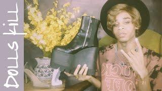 Dolls Kill Shoe Review