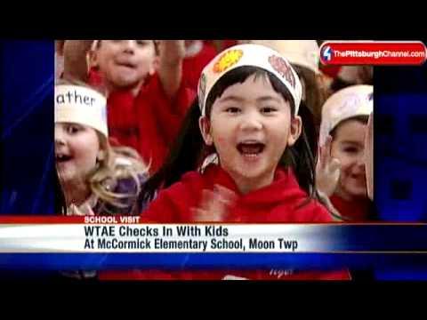 Weather Watch 4 School Visit: McCormick Elementary School