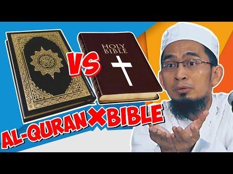 Bukti Al-Quran Mengalahkan Kitab Agama Lain