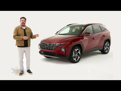 2022 Hyundai Tucson Media Presentation