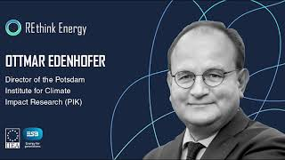 In the second lecture of 2020 esb/iiea series, entitled rethink energy, professor edenhofer assesses impact covid-19 pandemic on susta...