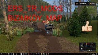 Fasming Simulator 17 BizimKöy_66 HARiTASI ORMANCILIK