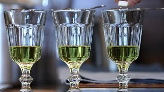 Make Absinthe in 3 minutes