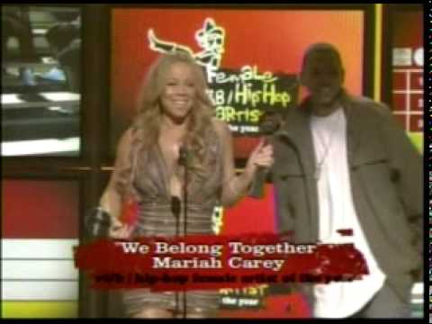 Mariah Carey  Artist of the Year Billboard Music Awards 06Dec2005mpg