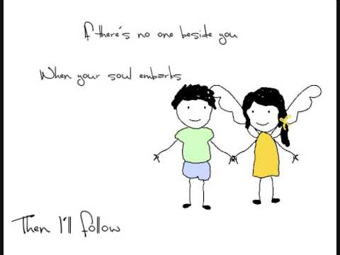 I will follow you into the dark - Death cab for cutie Animation.