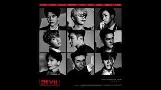[DOWNLOAD/LYRICS] SUPER JUNIOR (슈퍼주니어) 08. 每天 (Forever with You) – DEVIL [Special Album]