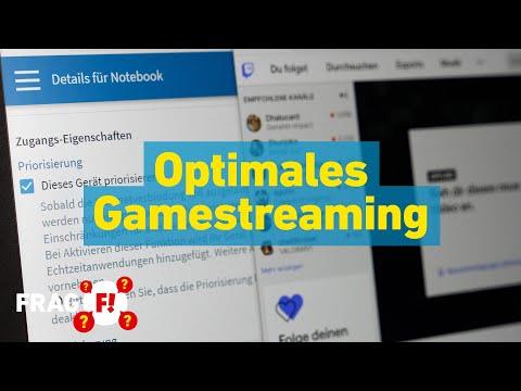 Optimales Gamestreaming mit der FRITZ!Box | Frag FRITZ! 59