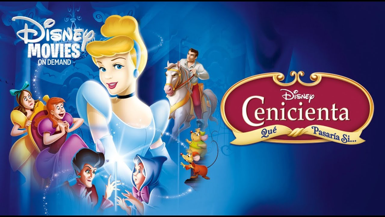 Cenicienta Que Pasaria Si Pelicula Completa En Espanol Youtube In 2021 Frosted Flakes Cereal Box Cereal Box