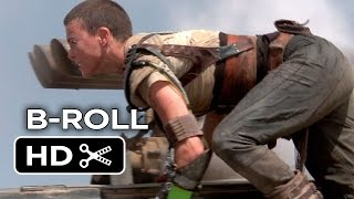 Mad Max: Fury Road B-ROLL 2 (2015) - Charlize Theron, Tom Hardy Movie HD