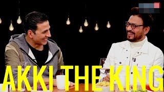 Akshay Kumar Funny Moment | Actors Round Table