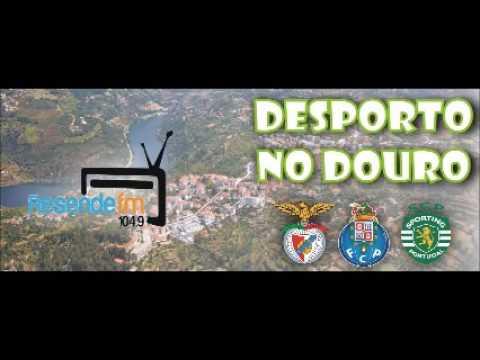 Desporto no Douro ||| Temporada 1 |||  Episódio 1 23 Outubro 2015