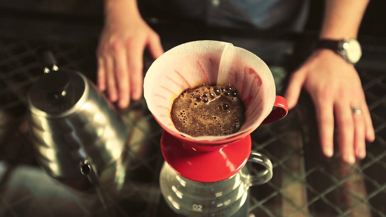 How To Brew Hario V60 Pour Over Coffee Mistobox Series Youtube